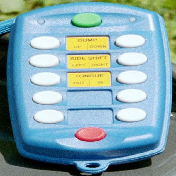 watersnake remote control unit instructions