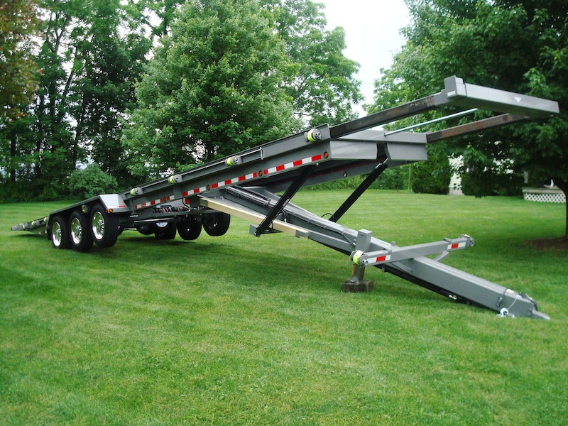 Shed Trailers By Creekside Welding